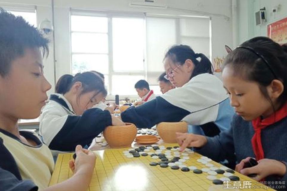 方圆围棋项目实拍大图