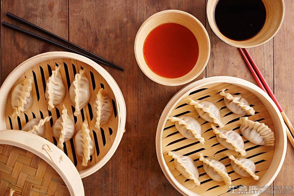 老八饺子项目实拍大图