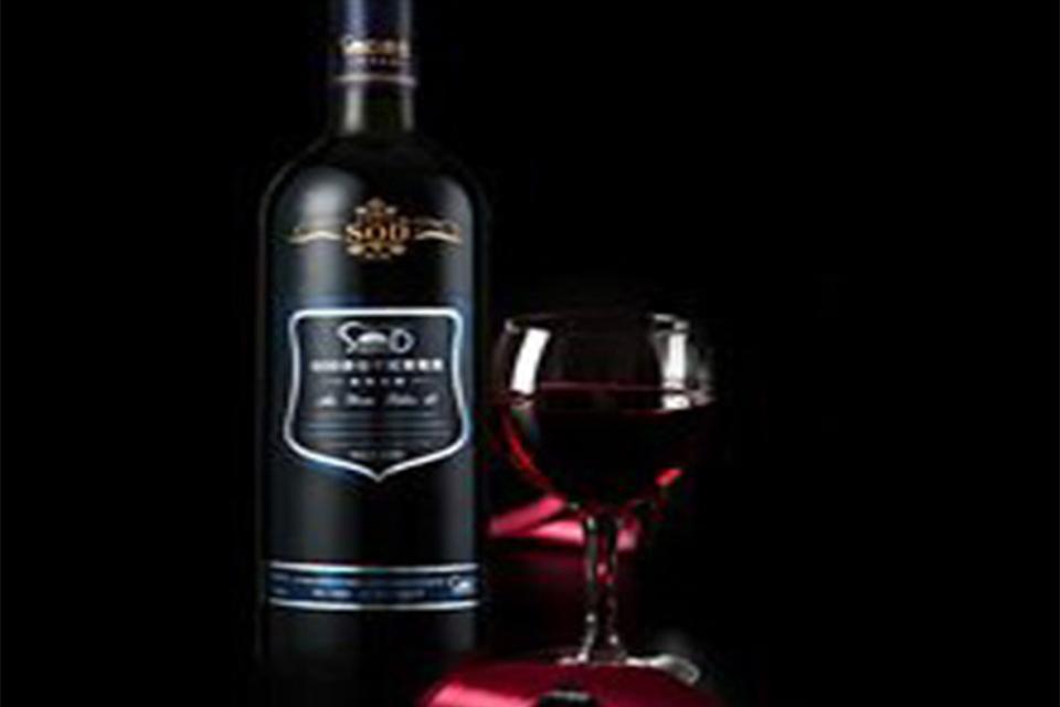 SOD贵仕干红葡萄酒项目实拍大图