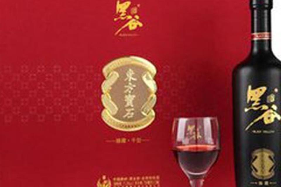 朱鹮黑谷酒项目实拍大图