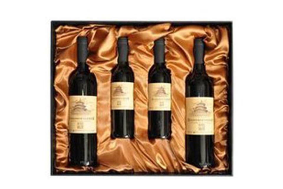 丰收干红葡萄酒项目实拍大图