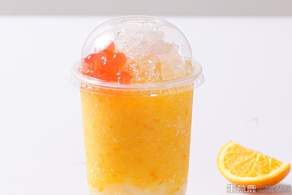 TIAN CHA添茶加盟店实拍