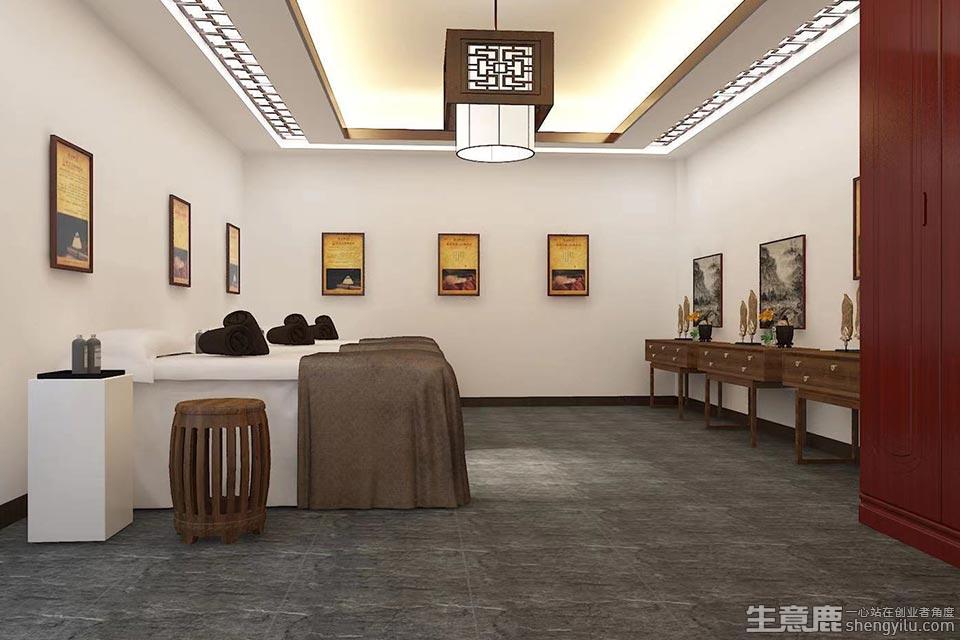 舜仁堂加盟店实拍
