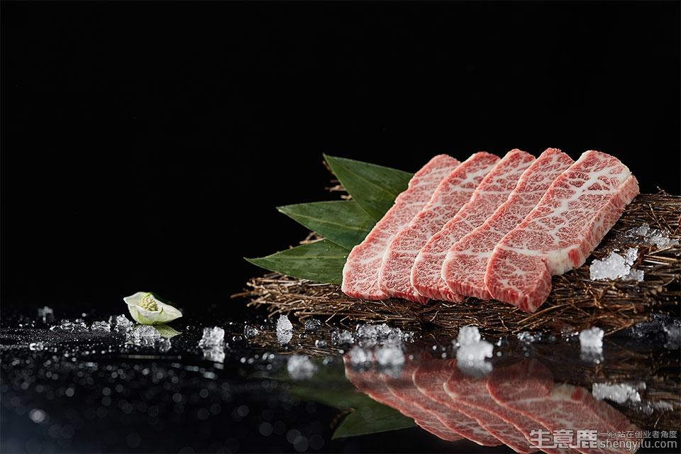 富士烧肉牧场加盟店实拍